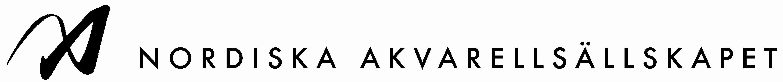 Nordiska Akvarellsällskapet Logo